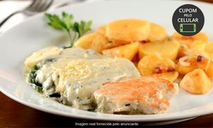 Konstanz: Konstanz – Moema: almoço ou jantar para 1, 2 ou 4 pessoas com prato principal e sobremesa