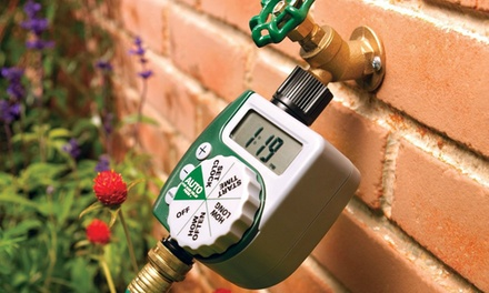 One, Two, or Three Programmable House Faucet Timers from AED 129
