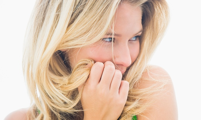 Hair2O Salon and Spa - Downtown Tempe: Haircut, Conditioner, and Blowout with Optional Highlights or Color at Hair2O Salon and Spa (Up to 81% Off)