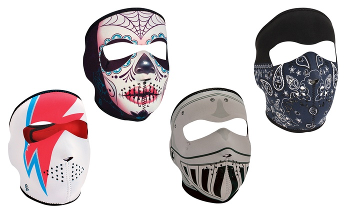 ZANHeadgear Neoprene Full Face Mask
