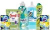 Cif Cleaning and Laundry Bundle