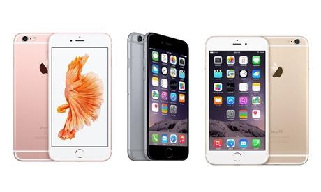 iPhone 6S 16 Gb reacondicionado, grado muy bueno (envío gratuito)