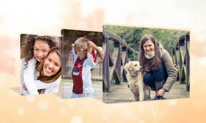 Printerpix: Custom Photo Canvas from PrinterPix (Up to 90% Off) from $5-$69.99
