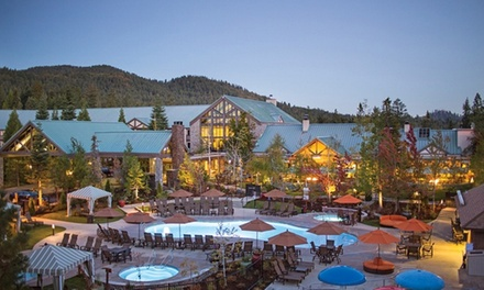1-Night Stay for Two with Breakfast and Activity at Tenaya Lodge at Yosemite in Fish Camp, CA. Combine Multiple Nights.