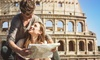 ✈ Florence and Rome or Venice: 4 or 6 Nights with Flights
