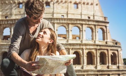 ✈Roma y Florencia: 6 días y 5 noches con vuelo de I/V, desayuno y billetes de tren entre ciudades para 1 persona