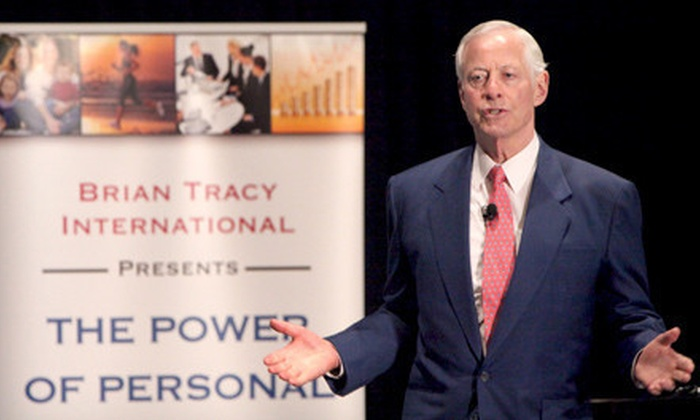 Brian Tracy International: $49 for a Power of Personal Achievement Online Training Program from Brian Tracy International ($697 Value)