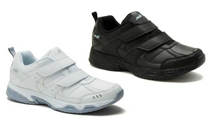 Avia Men's Strap Slip-Resistant Athletic Shoes. Wide Width Available.