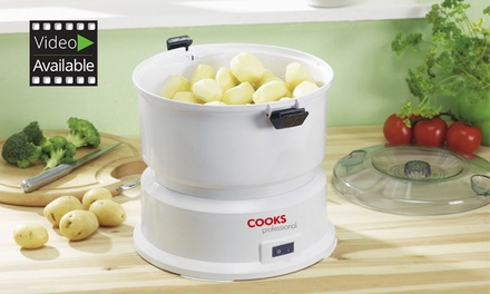 Cooks Professional Electric Potato Peeler for £24.98 (50% Off)