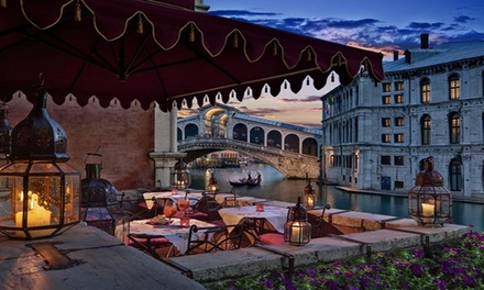 ✈ Rome and Florence or Venice and Florence Break with Breakfast, Flights and Train Transfers*