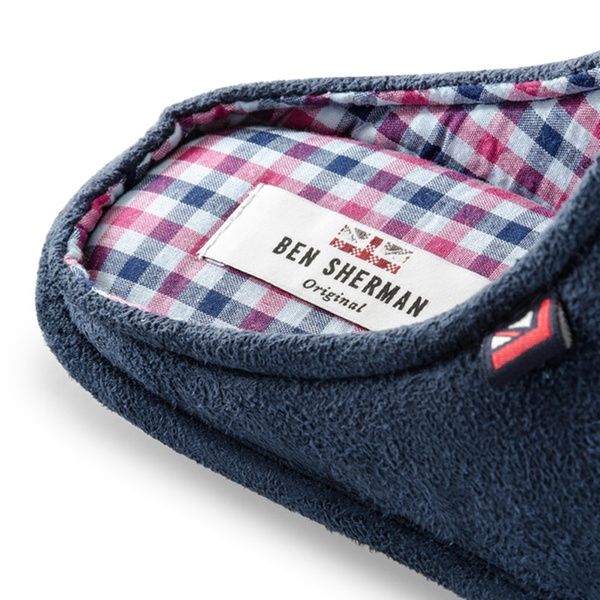 bb7a0ed1871 Ben Sherman Men s Slippers