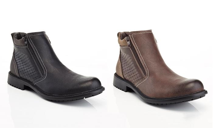 Solo Bob Men's Pull-On Boots