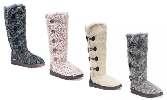 MUK LUKS® Felicity Boots umcN61