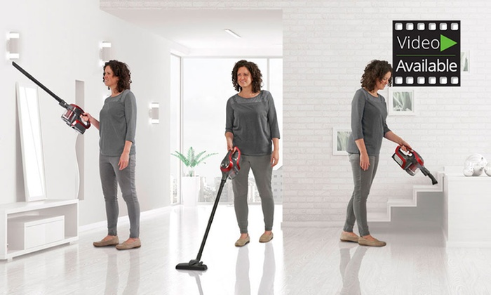 Groupon Goods Global GmbH: MaxiVac Cordless Twin Cyclone Vacuum from €79.99 With Free Delivery (Up to 58% Off)