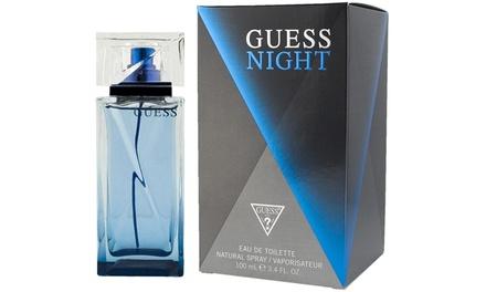 Eau de toilette Guess Night Men 100 ml pour homme
