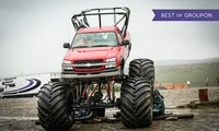 Monster Truck Driving Experience with Wicked Adventures (50% Off)