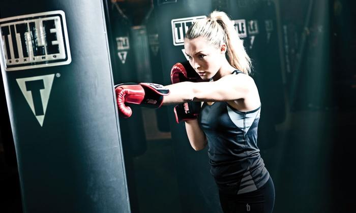 TITLE Boxing Club-Edina - Edina: Two-Week or One-Month Membership to TITLE Boxing Club-Edina (Up to 60% Off)
