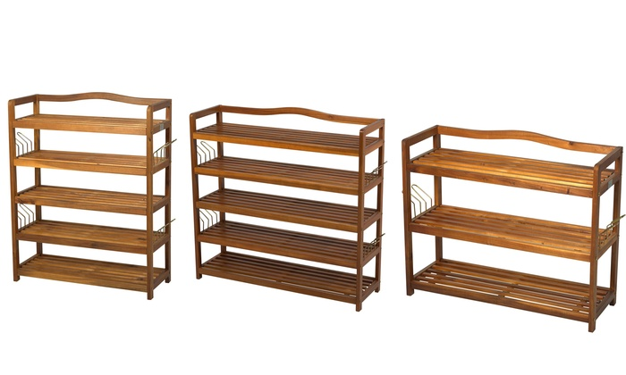 Kaya Shoe Racks