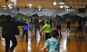 Coachlite Roller Skate Center: Roller Skating and Skate Rental for Two, Four, or Six at Coachlite Roller Skate Center (Up to 56% Off)