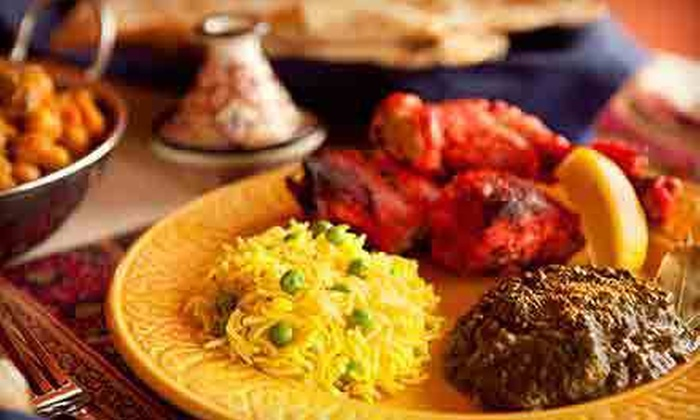 Taste of India 2 - The Citadel: $10 for $20 Worth of Indian Food for Two or More at Taste of India 2