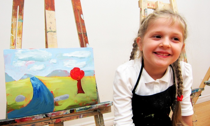 Art One Academy - Multiple Locations: One Art Class or C$20 for C$50 Toward Summer Camp at Art One Academy