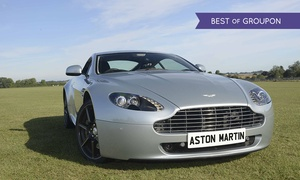 Experience Limits: Three- or Six-Lap Aston Martin Experience at Experience Limits