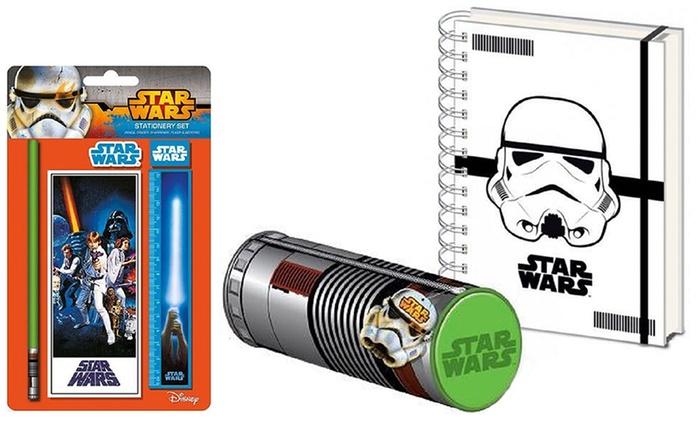 Star Wars New Hope Stationery Bundle for £5.99 (54% Off)