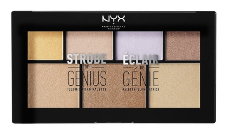 Paleta de maquillaje NYX Profesional