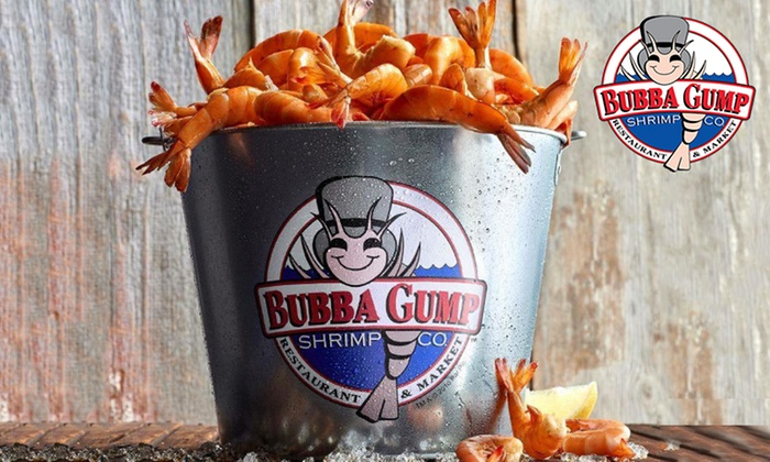 Bubba Gump Shrimp Leicester Sq From 1995 London Groupon
