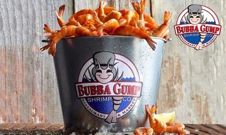 Bubba Gump Shrimp Leicester Sq