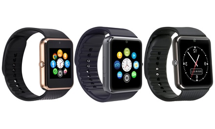 1 ou 2 montres connectées smartwatch compatibles tous smartphones Android et iPhone, avec tracker dactivité