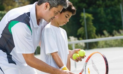 image for $80 for $120 Worth of Services — Misha's <strong>Tennis</strong> Training