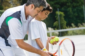 Geno's Tennis Lessons: $50 for $60 Worth of Services — Geno's Tennis Lessons
