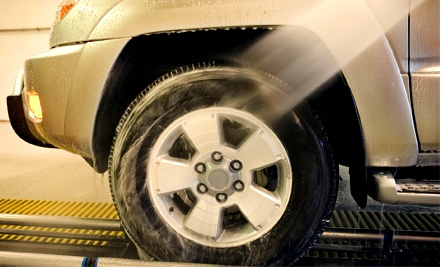 Three Works Car Washes, or Two Months of Unlimited Express Washes at Brad's Car Wash (Up to 52% Off)
