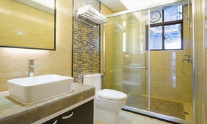 H & H Bath and Safety: $28 for $50 Worth of Bathroom Fixtures from H & H Bath and Safety