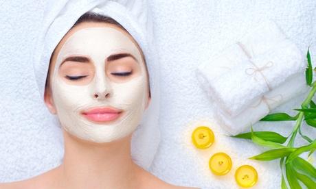 Limpieza facial con alta frecuencia y microdermoabrasión con punta de diamante y fototerapia en La Rosa