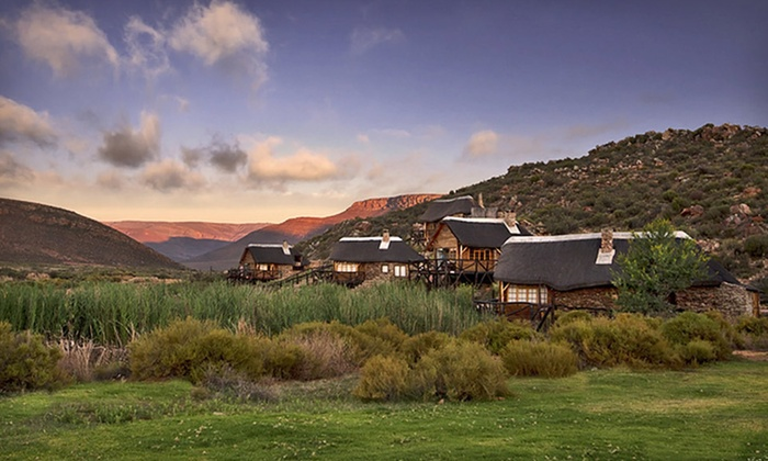 Waterfront Stay and Vineyard Tour with Airfare - Spier Hotel: Nine-Day, Seven-Night Cape Town Waterfront and Vineyard Package with Airfare from Aquila Private Game Reserve in Cape Town, South Africa