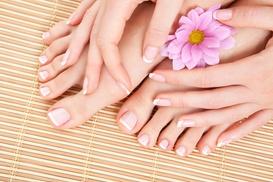 Youthful Nails & Massage: $35 for a Shellac Manicure and Deluxe Spa Pedicure — Youthful Nails & Massage