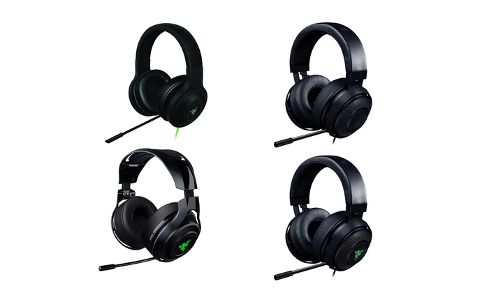 Casques Razer Gaming Reconditionné Groupon