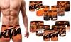 Pack de boxers pour homme