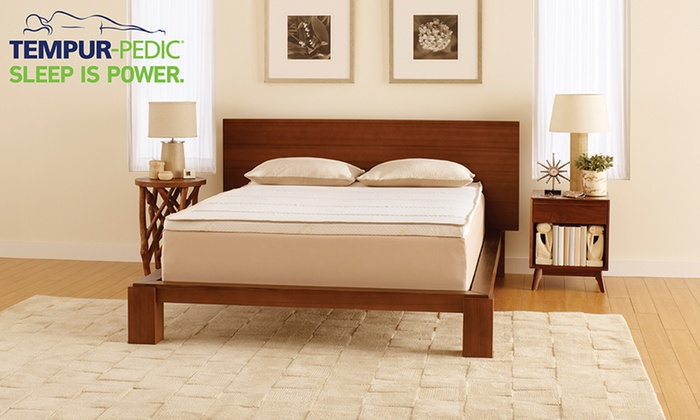 MODEL CLOSEOUT: Tempur-Pedic Contour Allura Memory Foam Mattress ...