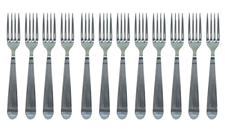 Guy Degrenne Stainless Steel Flatware