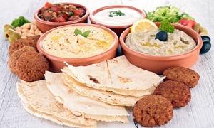 O Beyrouth: Libanees menu en cocktail maison voor 2 of 4 personen vanaf € 24,99 bij restaurant O Beyrouth