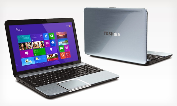 "Toshiba Satellite 15.6"" Laptop with 12GB RAM: $549.99 for a Toshiba Satellite 15.6"" Laptop (Manufacturer Refurbished) ($899.99 List Price). Free Shipping and Returns."