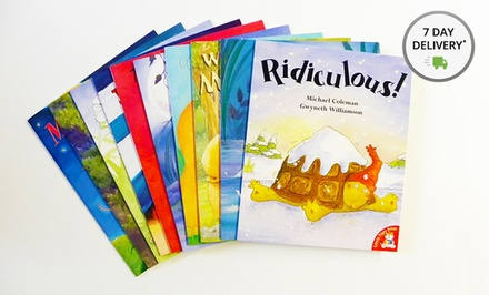 10-Book Storytime Bundle