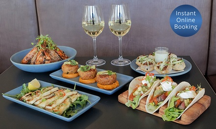 Starters, Share Plates, and Wine for Two ($58) or Six People ($165) at The Runaway Spoon, Lindfield (Up to $342 Value)