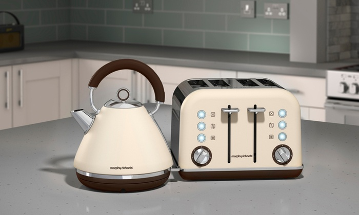 Morphy Richards Kettle Amp Toaster Groupon Goods