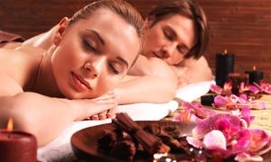 Salon Masażu i Medycyny Estetycznej: Pakiet day spa z peelingiem i masażem ciała i więcej od 159,99 zł w Salonie Masażu i Medycyny Estetycznej (do -57%)