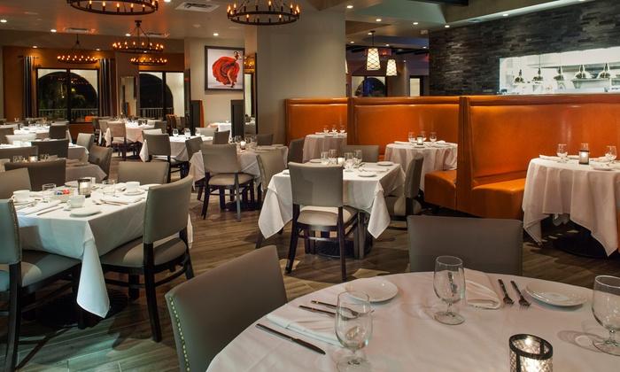 Castile Restaurant - St. Pete Beach: Latin Fusion Dinner for Two or Four at Castile Restaurant (Up to 43% Off)