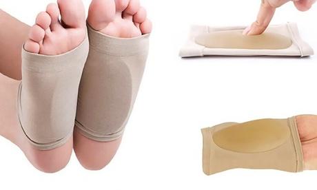 1, 2 o 3 pares de almohadillas de gel para aliviar el dolor de pies